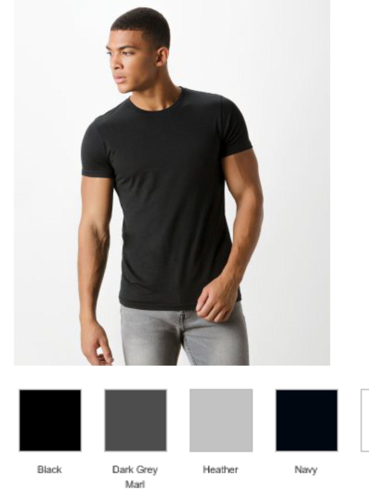 774900828 Kustom Kit K507 Fashion Fit Cotton T-Shirt - £7.06 : Ark Trading ...
