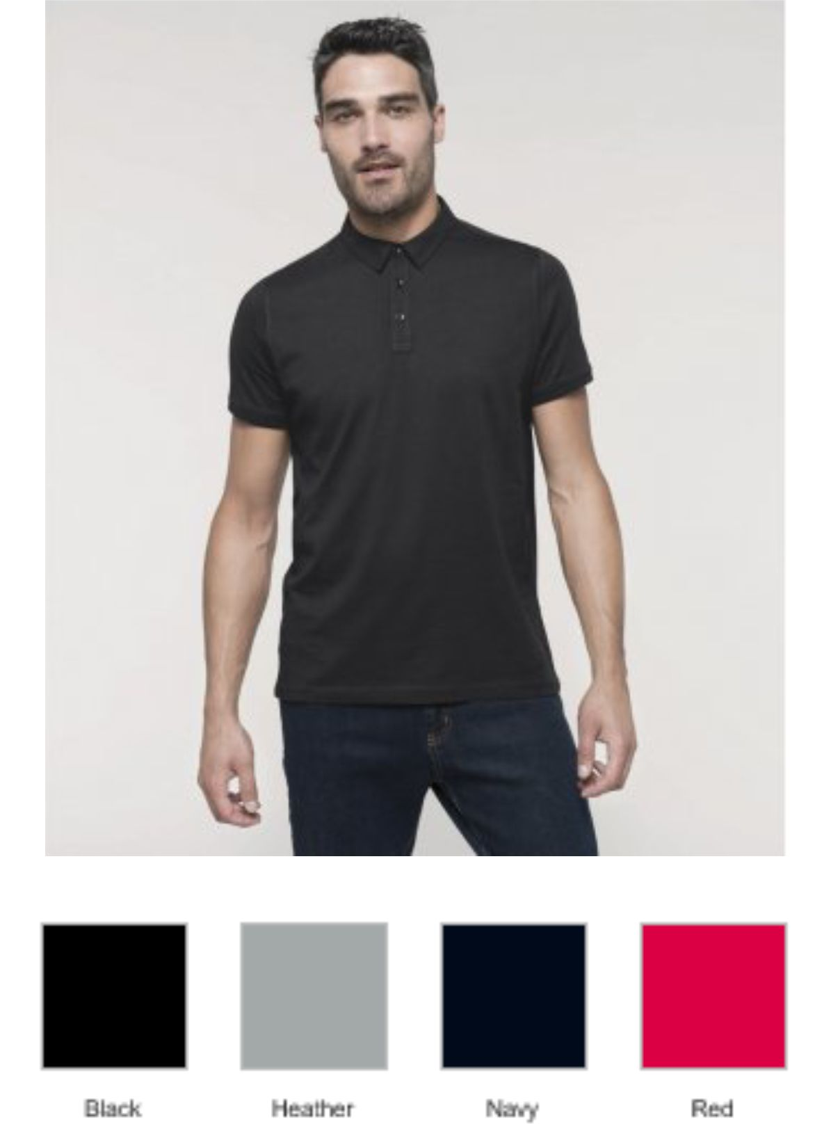Kariban KB262 Jersey Polo Shirt