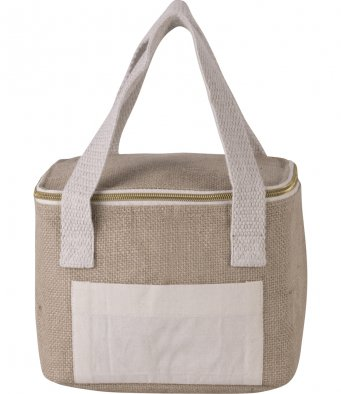 Ki-mood KI0352 Small Jute Cool Bag