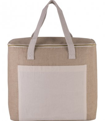 Ki-Mood KI0354 Large Jute Cool Bag