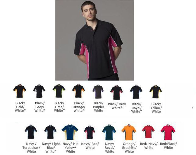 KK475 Gamegear Track Polo