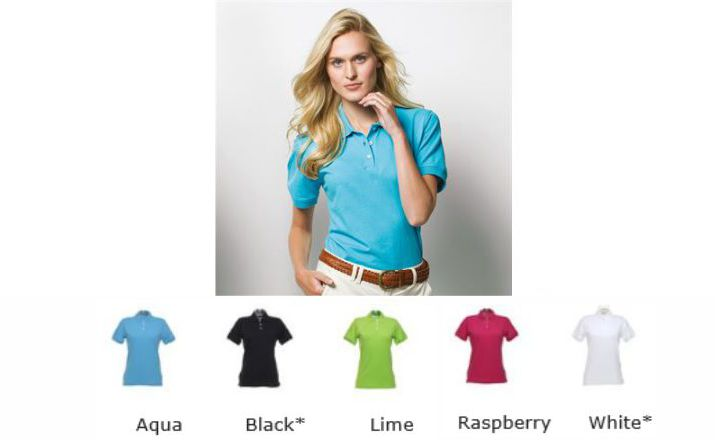 Kustom Kit KK705 Lady Fit Polo Shirt