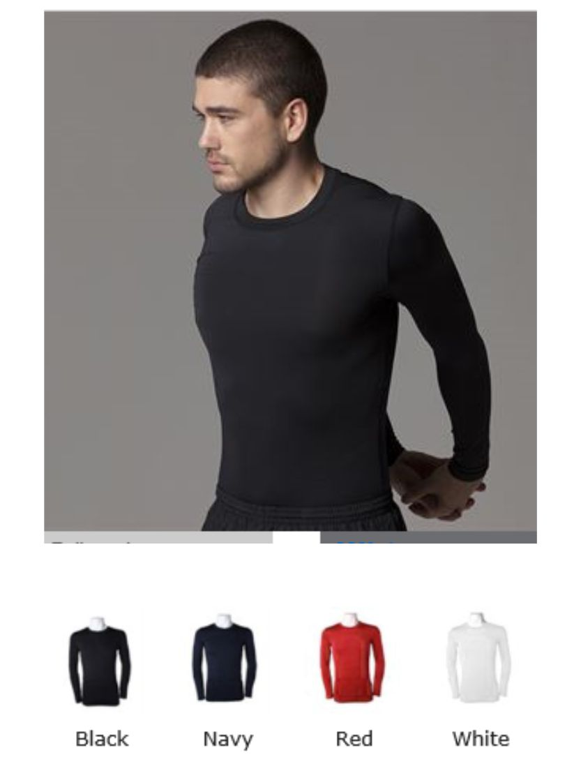 KK979 Gamegear Long Sleeve Base Layer