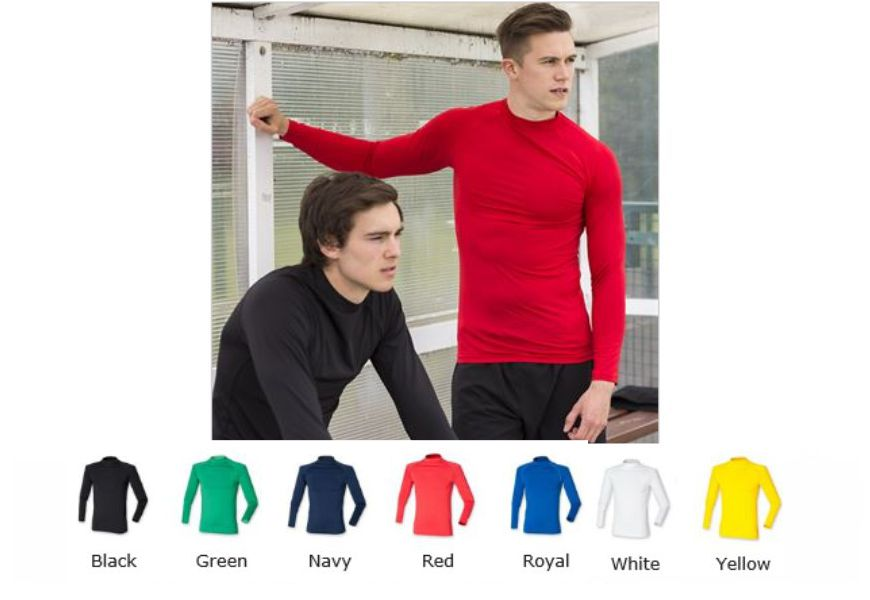 Finden & Hales LV260 Team Base Layer