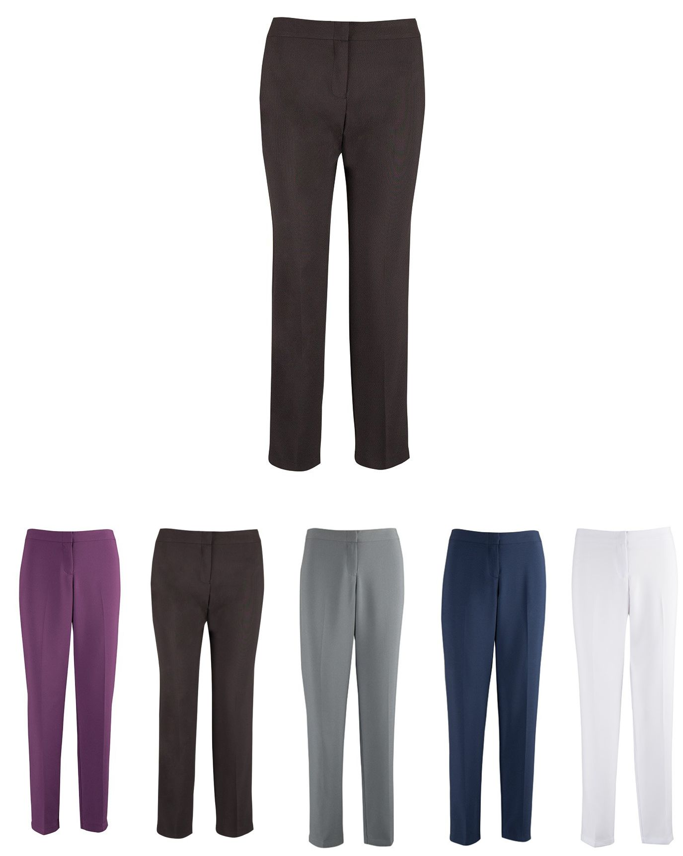 NF75 Women's Slim Leg Trousers