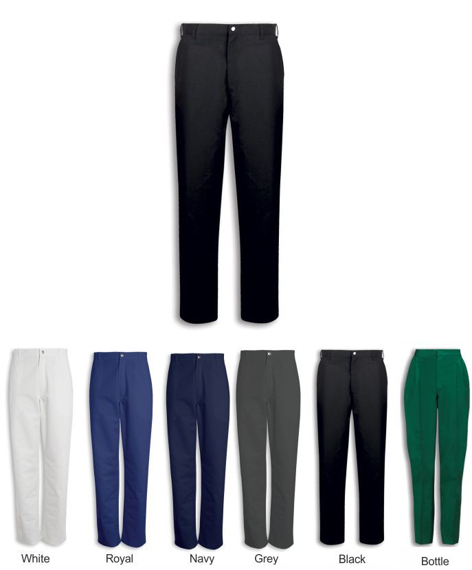 NM150 Men's Flat Front Trousers