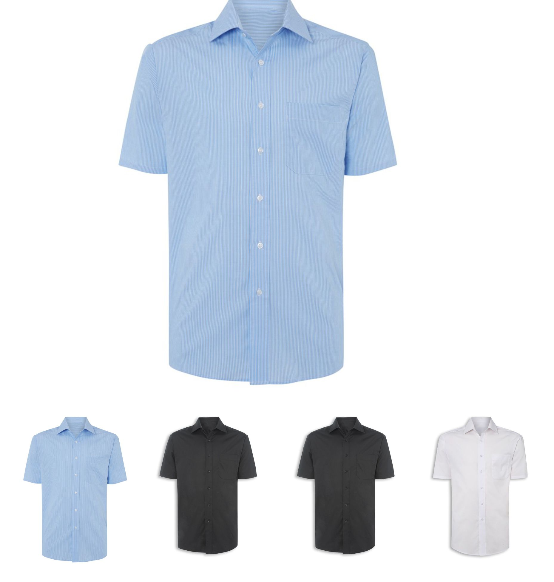 NM50 Stretch short sleeve Men's Shirt