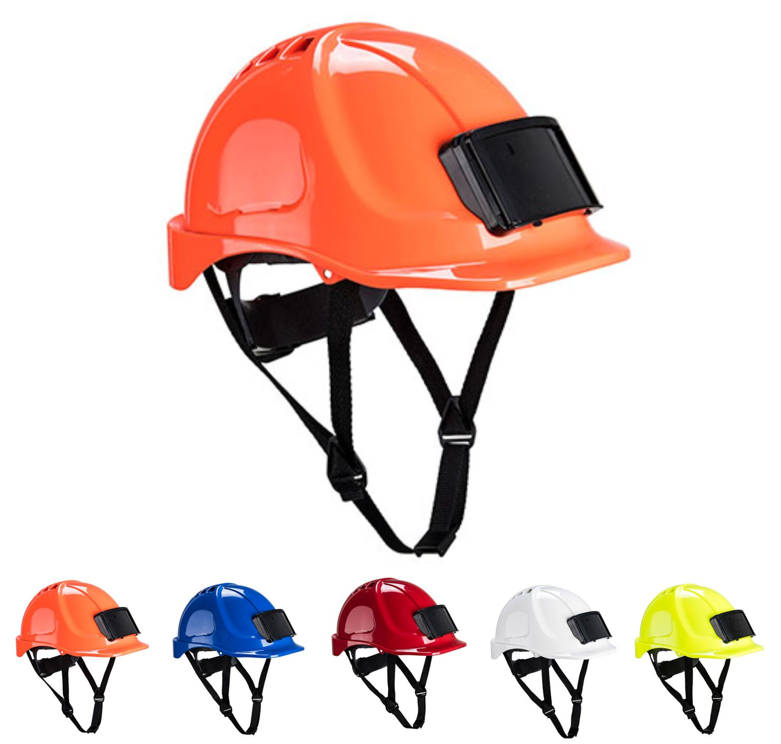 PB55 Endurance Badge Holder Helmet