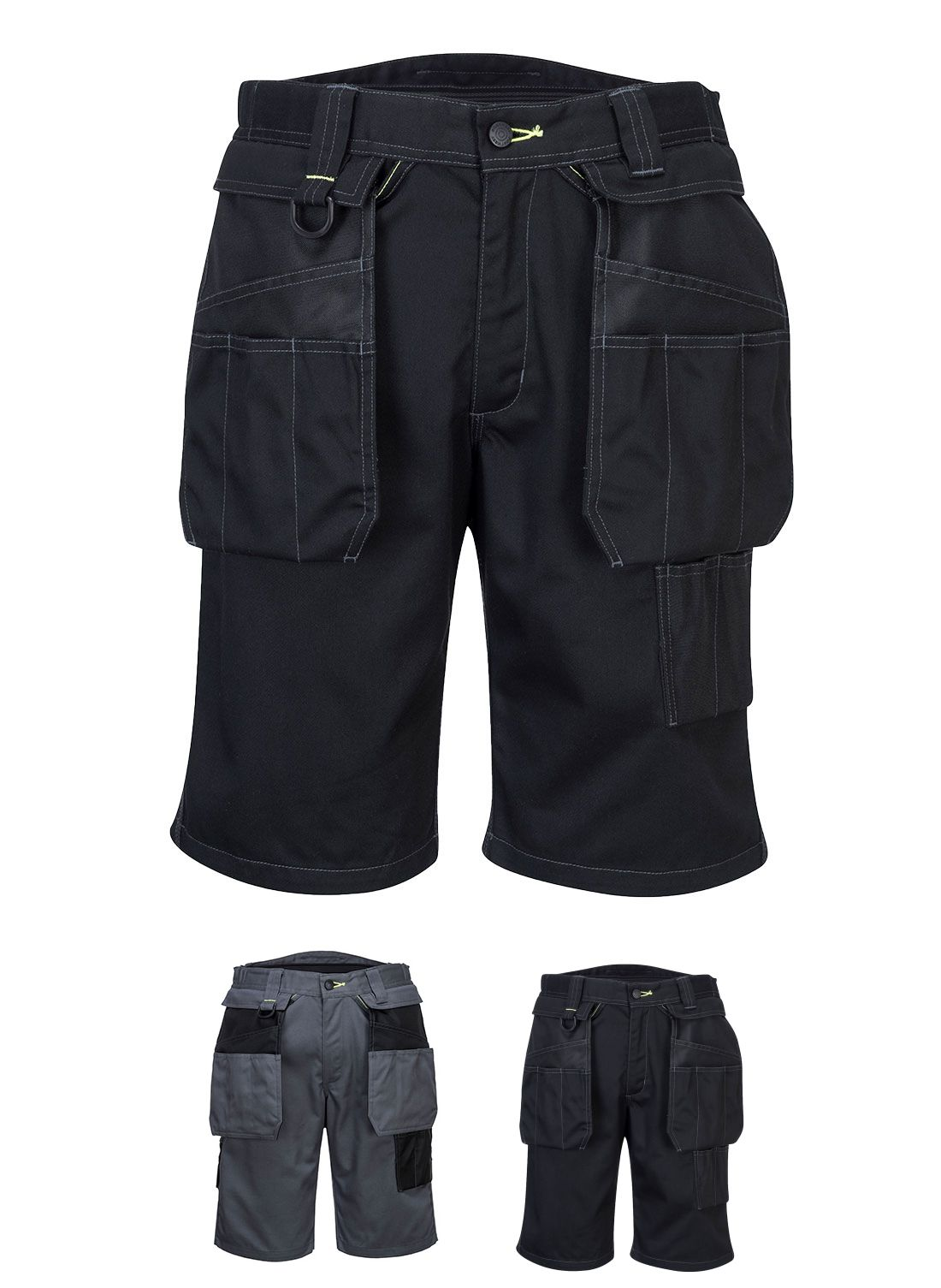 PW345 Portwest PW3 Holster Work Shorts