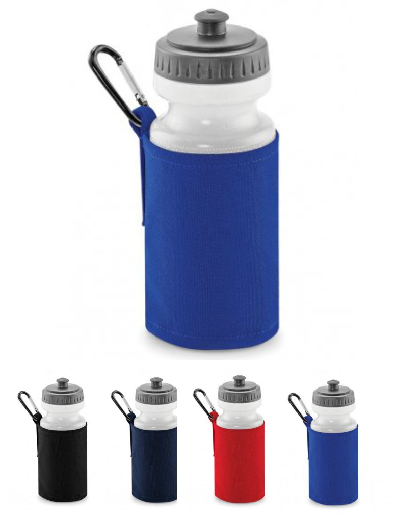 Quadra QD440 Water Bottle and Holder