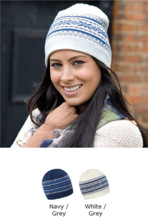 Result RS153 Aspen Knitted Hat