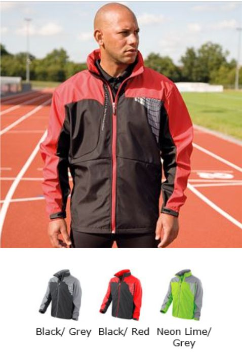 Spiro SR175M Team 3 Layer Softshell