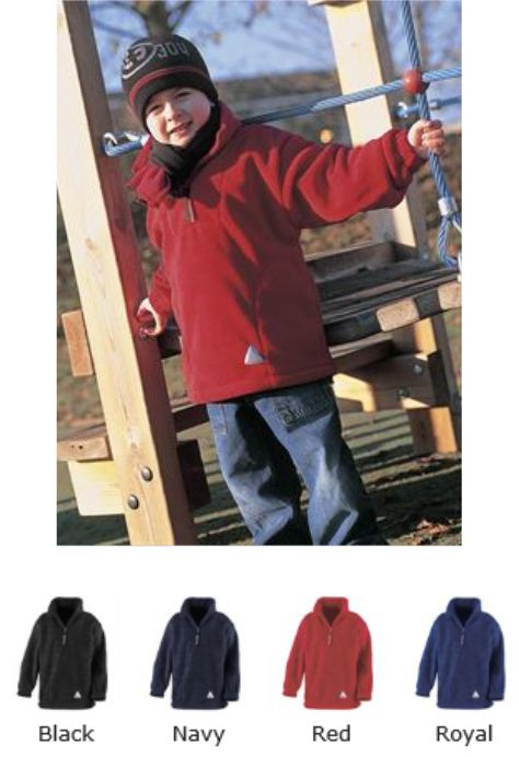 Result RS33B Junior Active Fleece Top