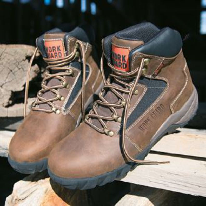 Result RS346 Work-Guard Carrick Safety Boot