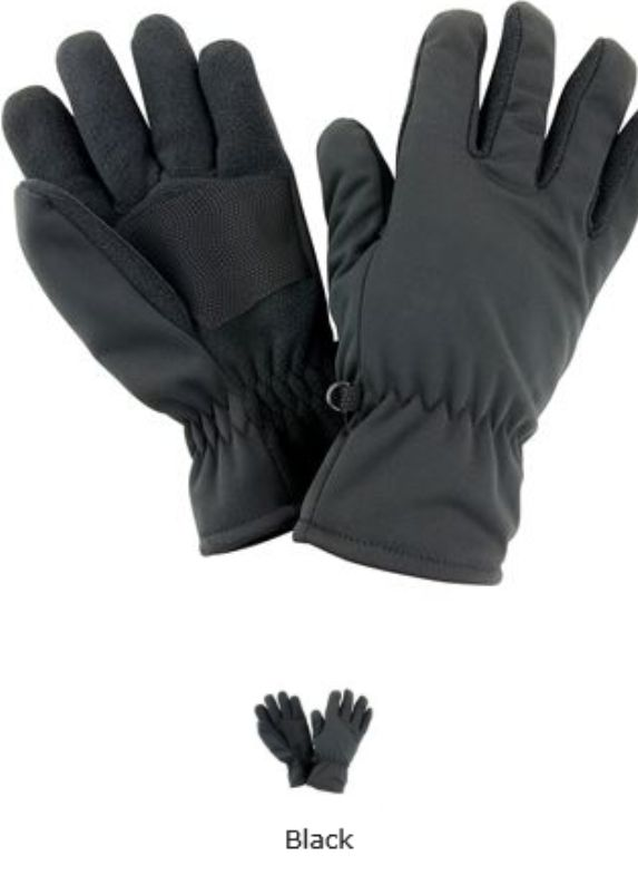 RS364 Result Softshell Thermal Glove