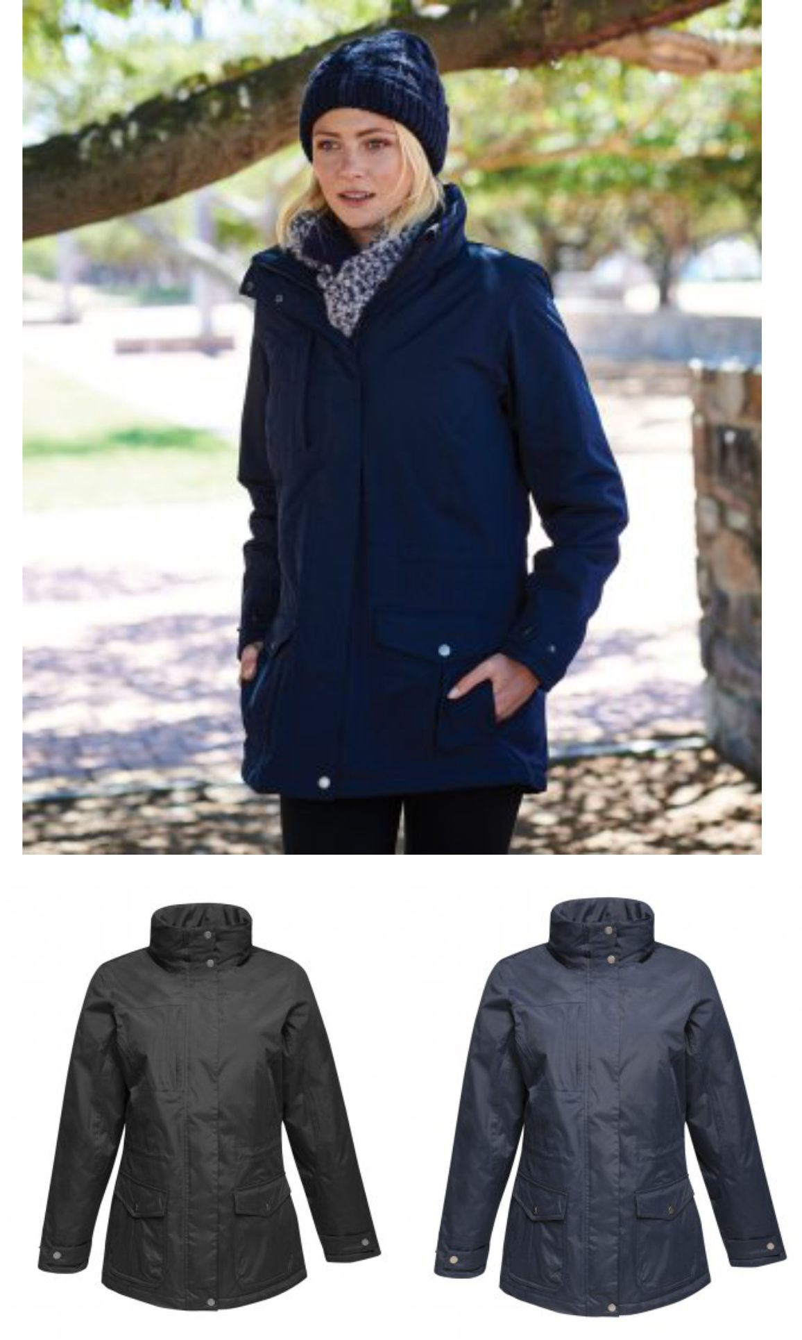 Regatta RG079 Ladies Darby III Waterproof Insulated Jacket