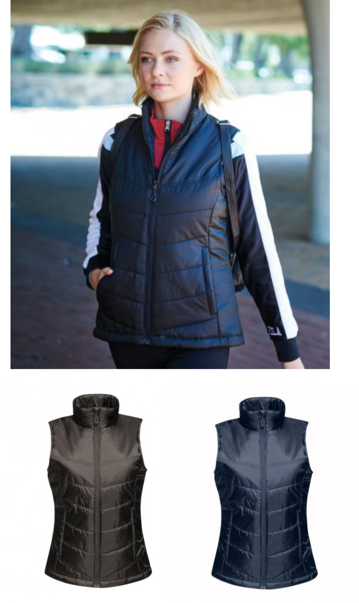 Regatta RG218 Ladies Stage II Insulated Body Warmer
