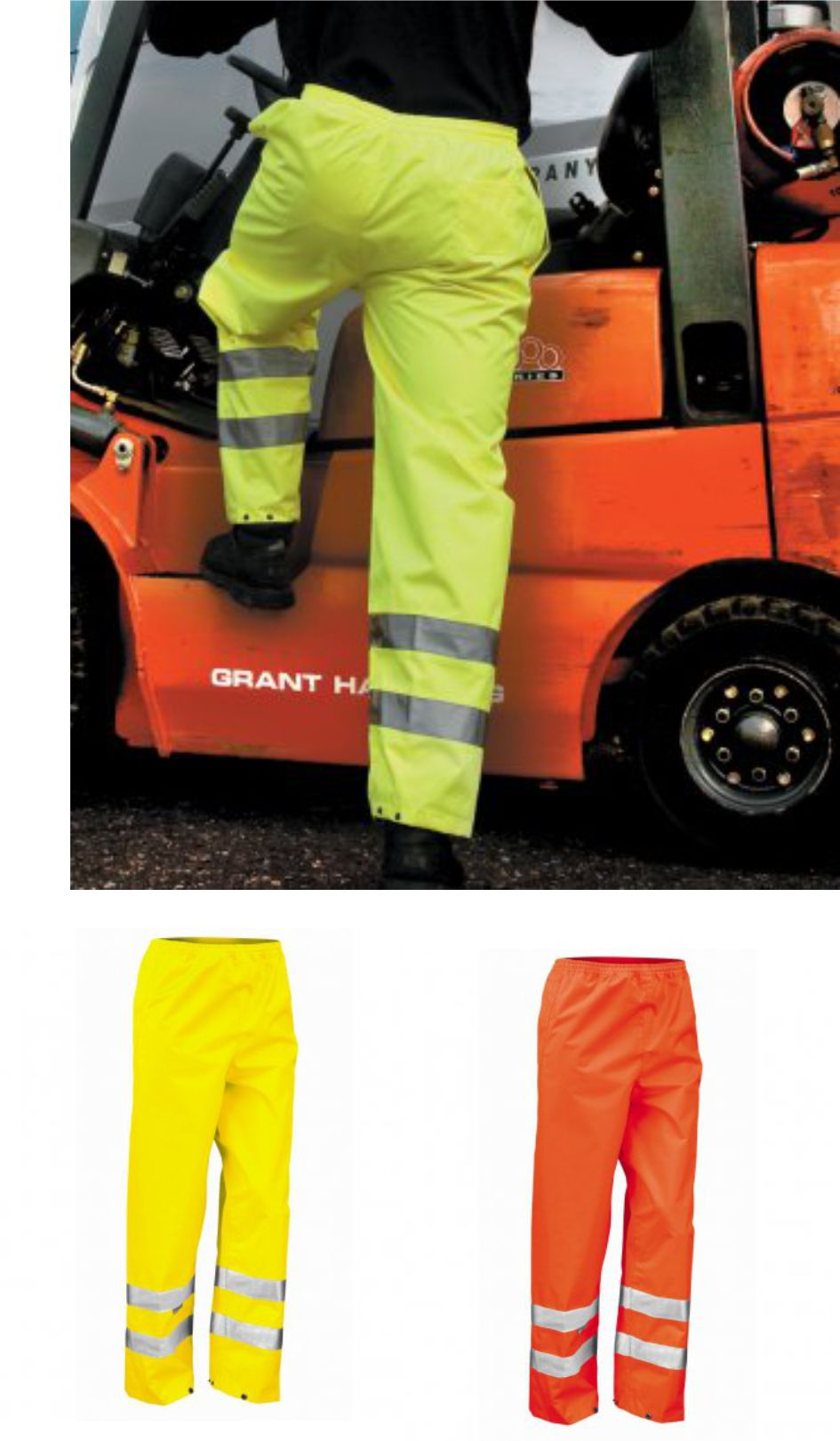 Result RS22 Safe-Guard Hi Vis Trousers