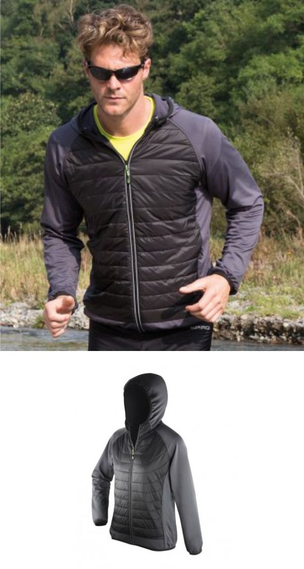 Spiro SR268M Fitness Zero Gravity Jacket