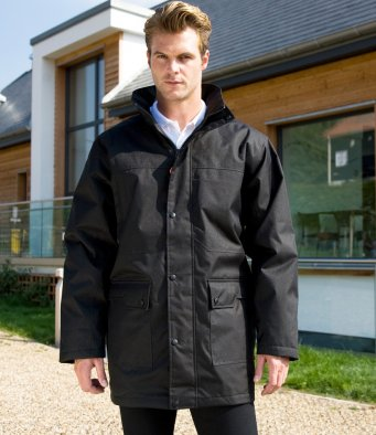 Result RS307M Work-Guard Platinum Managers Jacket