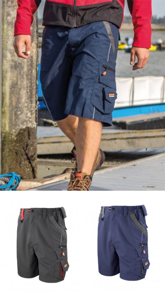 Result RS311 Result Work-Guard Technical Shorts