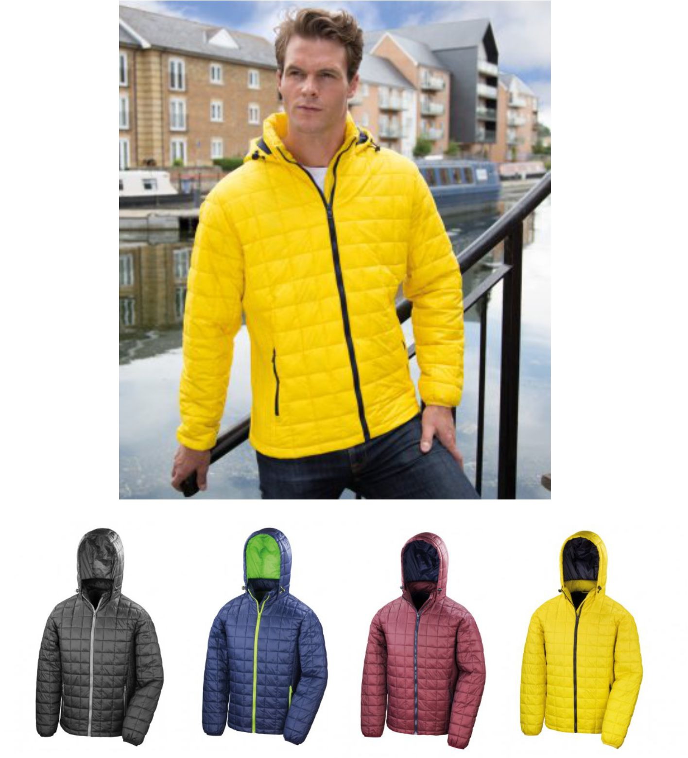 Result RS401 Blizzard Jacket