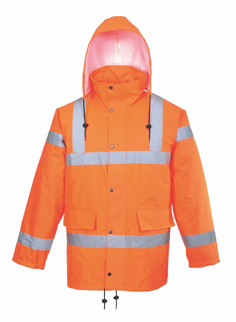 RT34 Hi Vis Breathable Jacket GO/RT