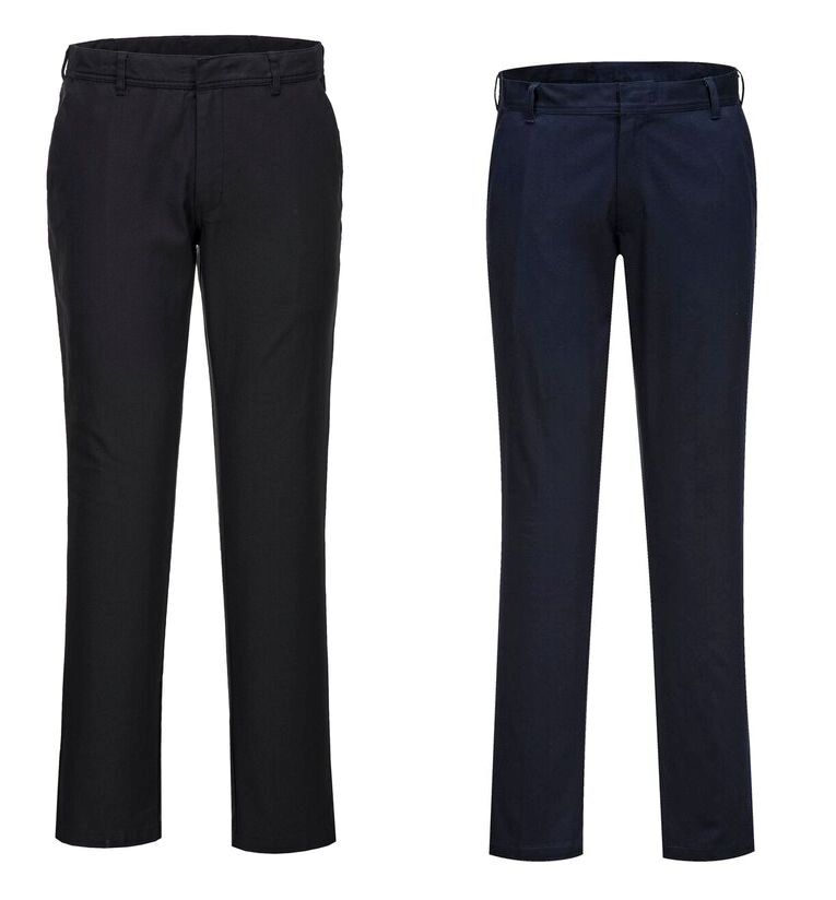 S232 Stretch Slim Fit Chino Trousers