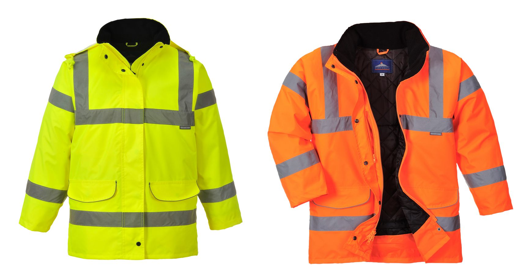 S360 Hi Vis Ladies Traffic Jacket