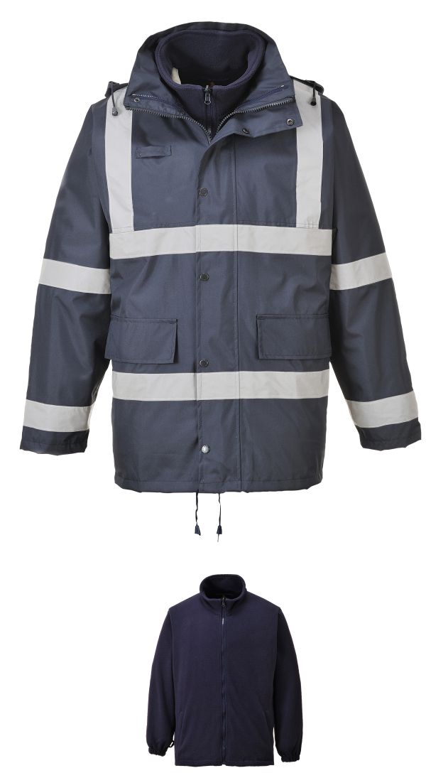 S431 Iona 3 in 1 Traffic Jacket