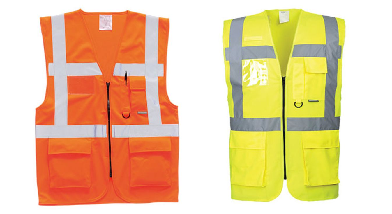 S476 Executive Hi Vis Vest