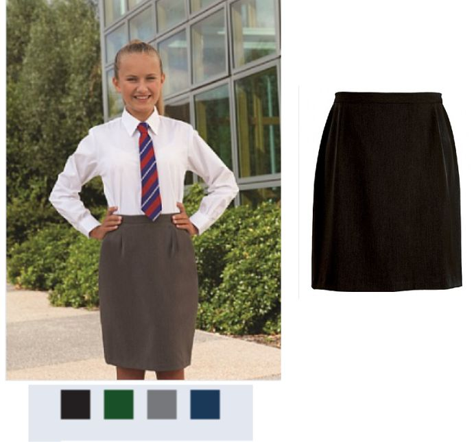 Banner Salisbury Straight Junior Girls Skirt