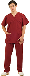 ST10 Harveys scrub tunic