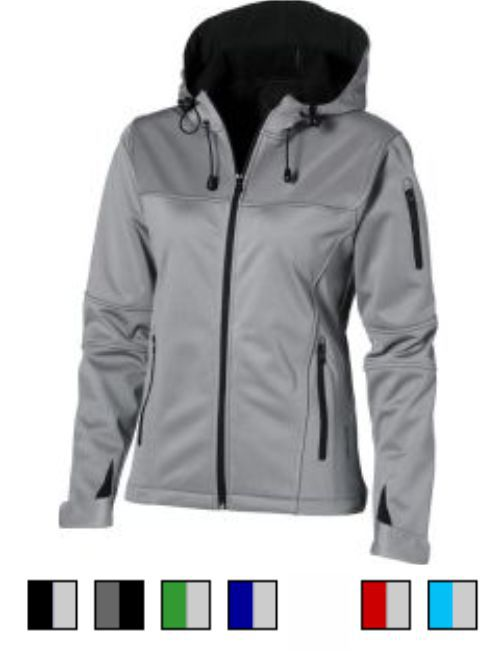 Slazenger SL035 Ladies Soft Shell Jacket