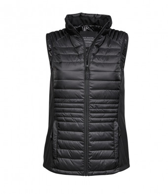 Tee Jays T9625 Ladies Crossover Padded Bodywarmer