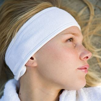 Towel City TC062 Beauty Hair Band