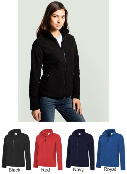 Uneek UC608 Ladies Microfleece