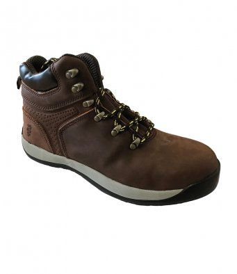 Warrior WR106 Crazy Horse Hiker Boots