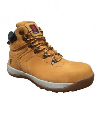Warrior WR107 Nubuck Hiker Boots